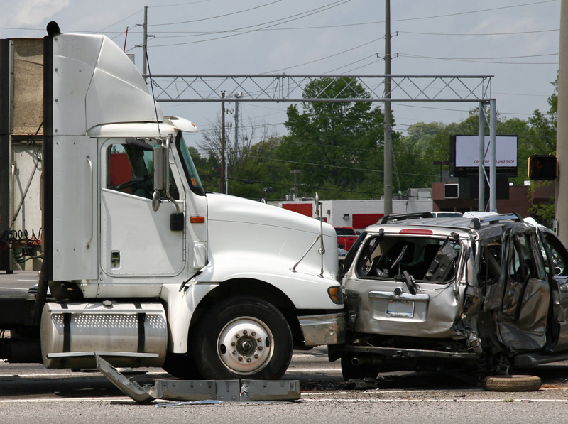 Truck Accident Lawyers in Humble TX