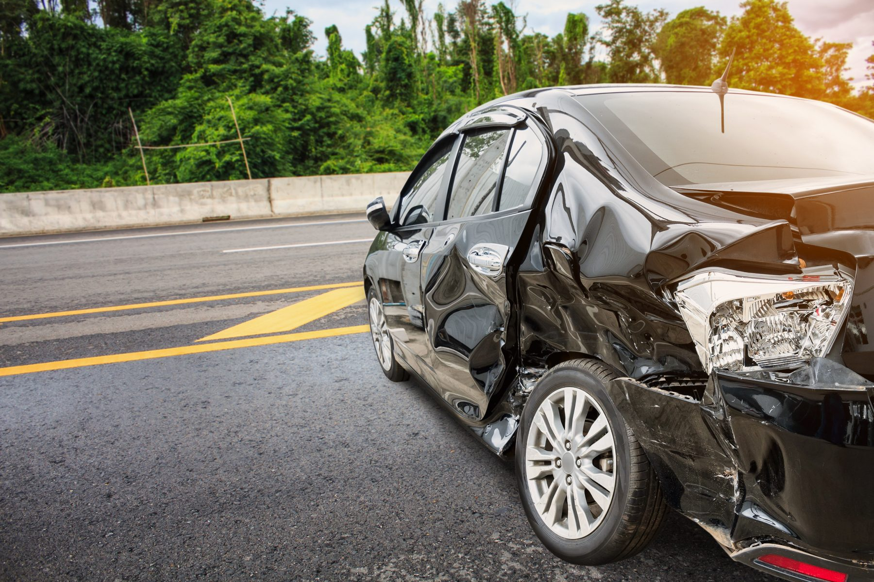 What to do after a car accident in Humble Texas