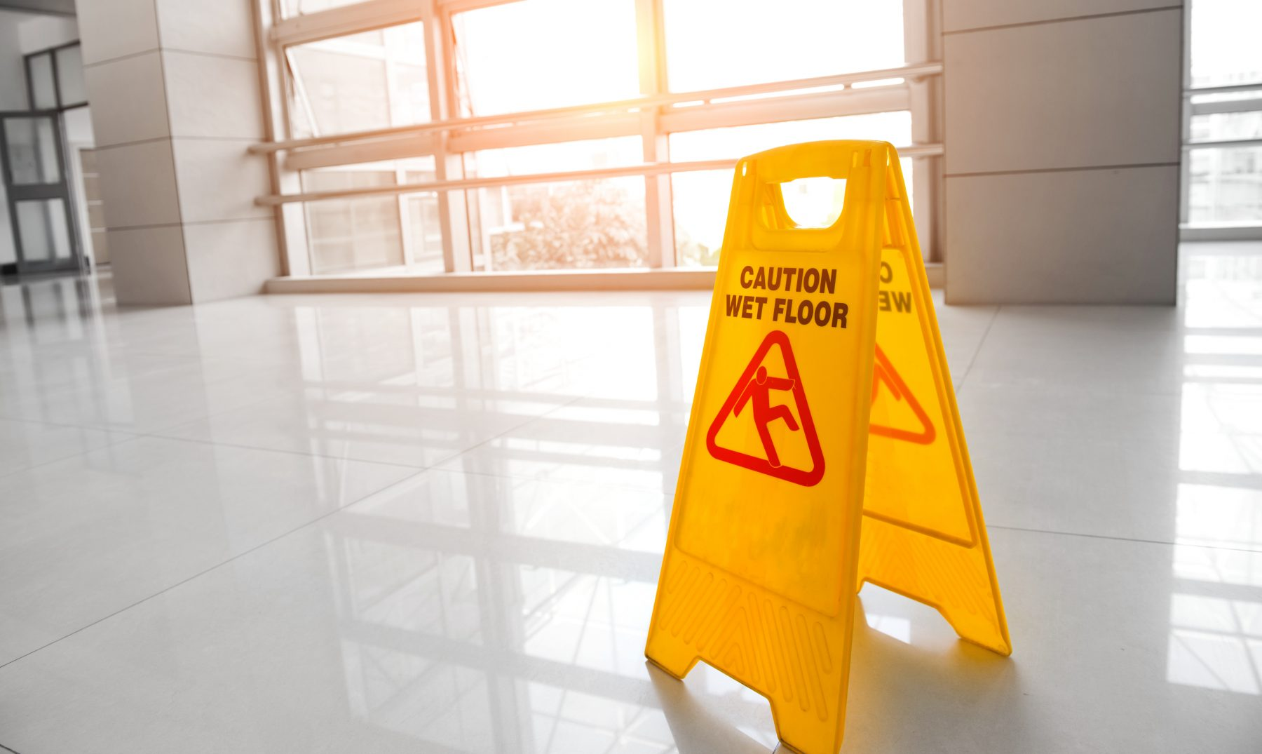 How to Prevent Slips and Falls in the Workplace