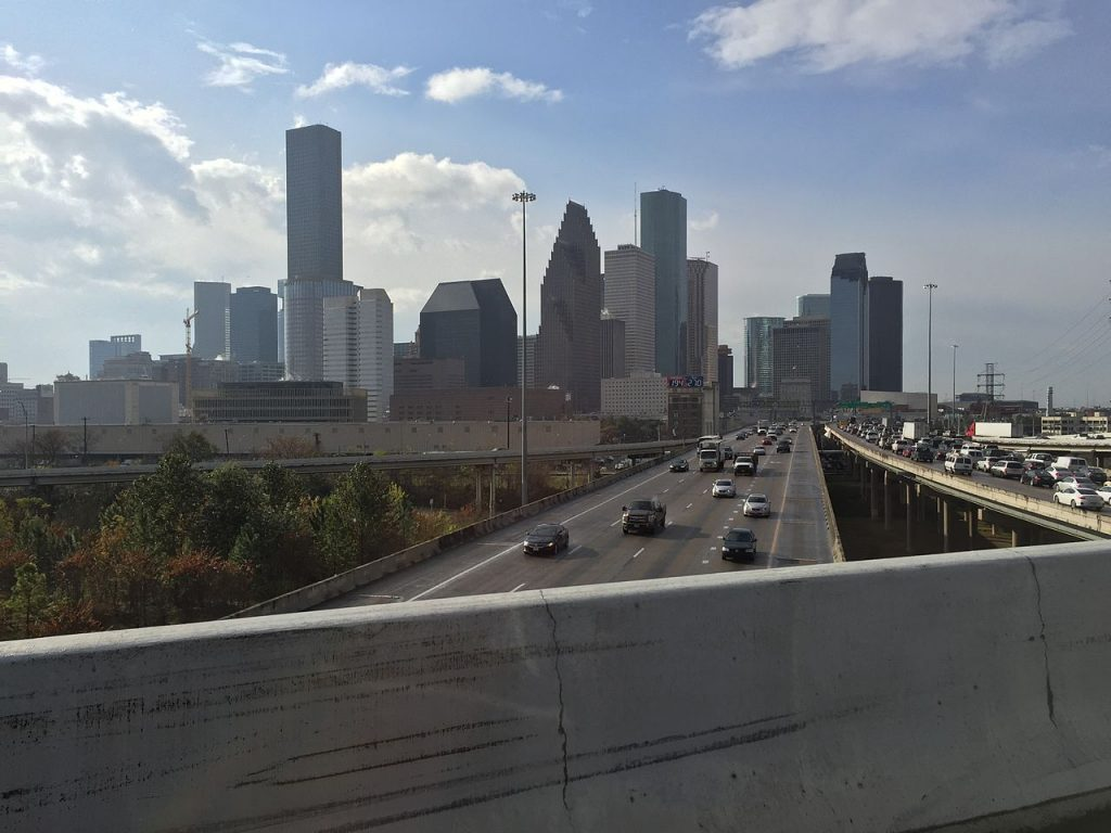 I-45 - Most Dangerous Roads in the US
