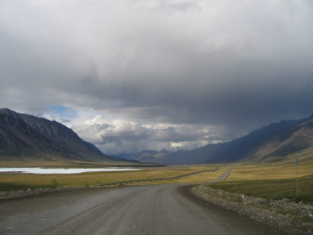 James Dalton Highway - Most Dangerous Roads in the US