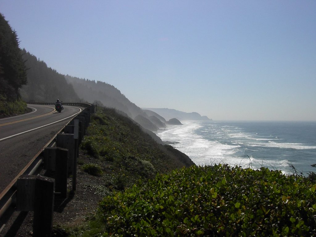 Oregon Coast Highway - Most Dangerous Roads in the US