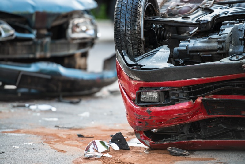 27 Most Common Causes of Car Accidents