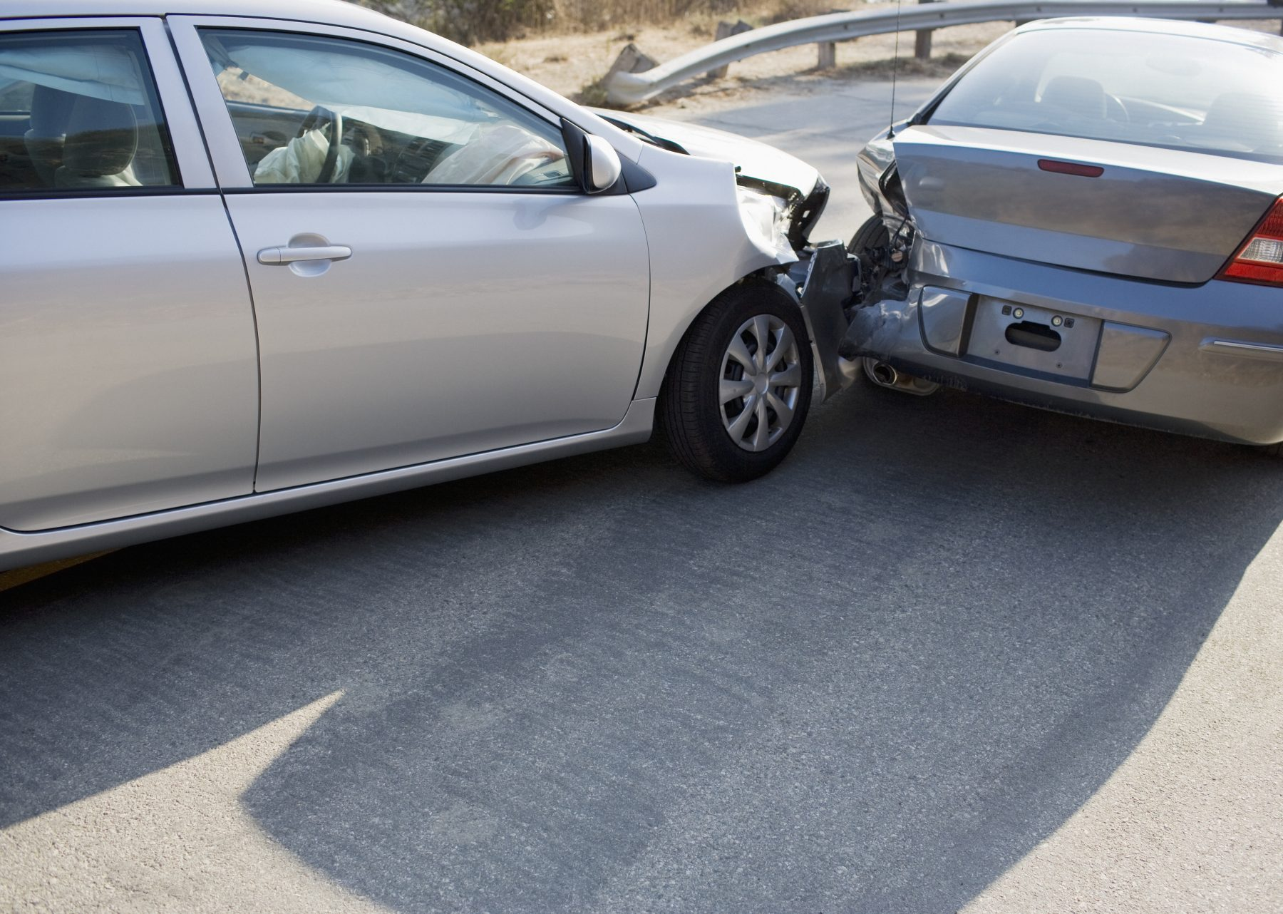 Rear End Collision: Who's at fault?