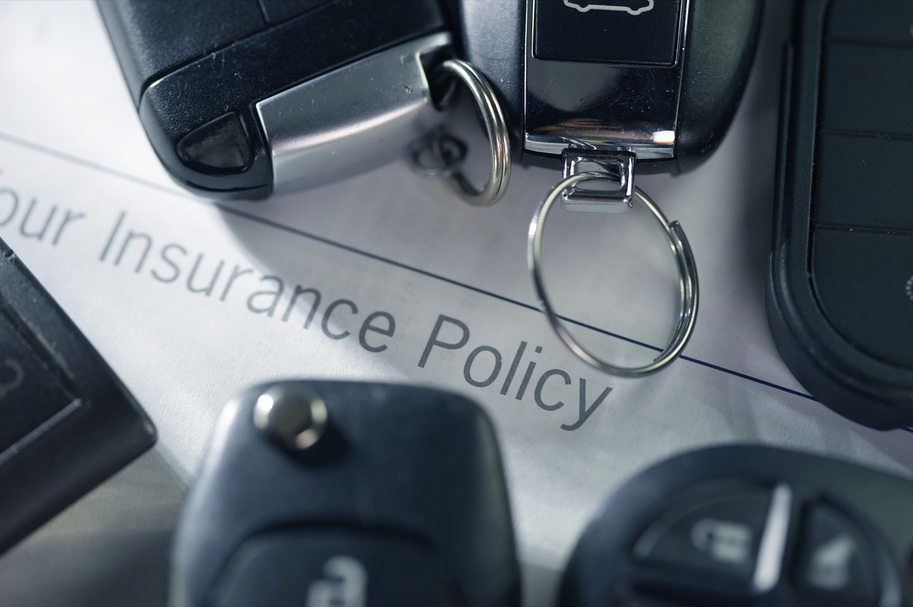 6 Types of Car Insurance Coverage Explained