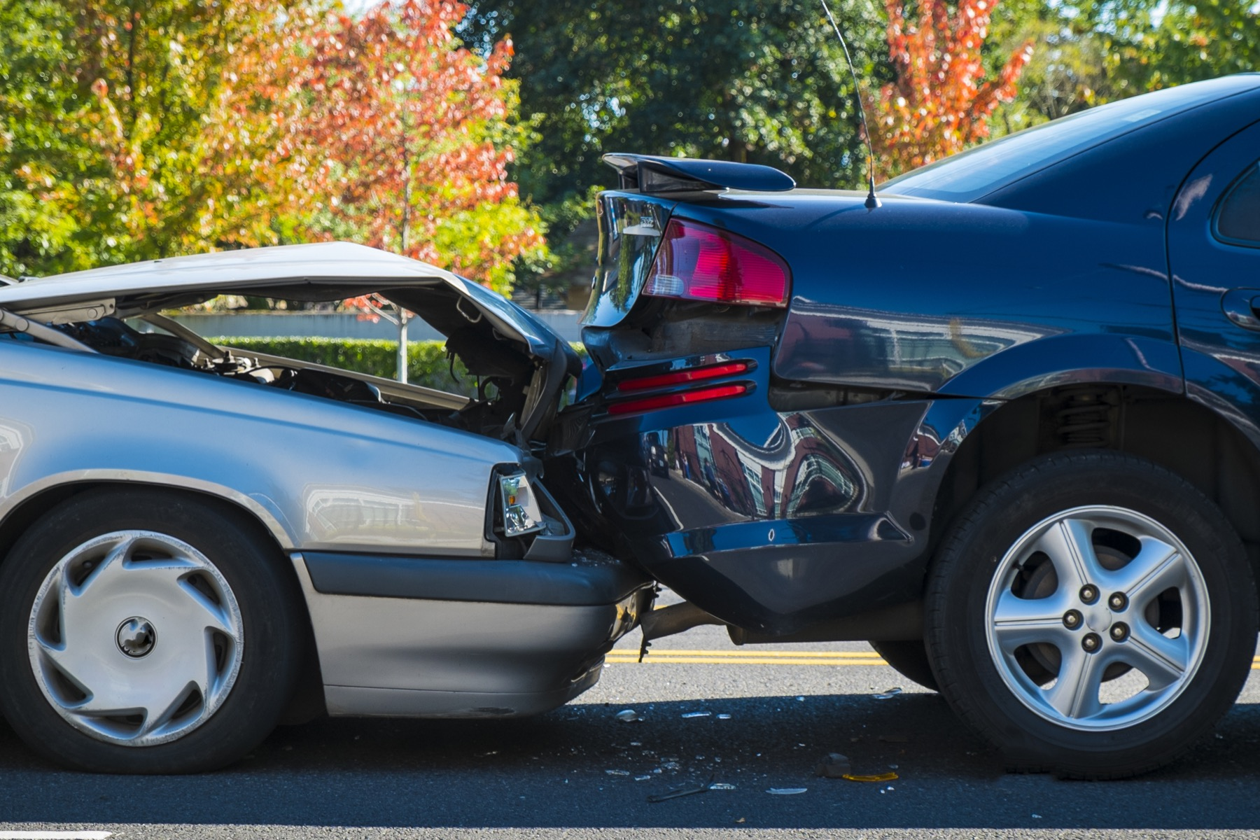 Most Common Places for Car Accidents to Happen