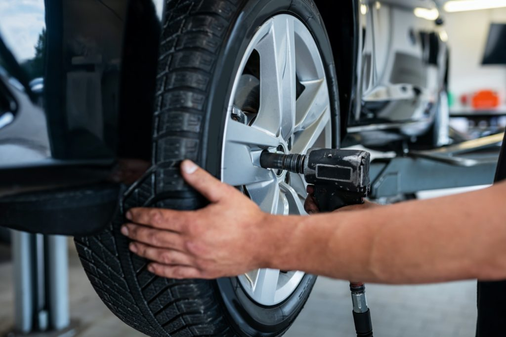 Keep your tires in tip-top shape