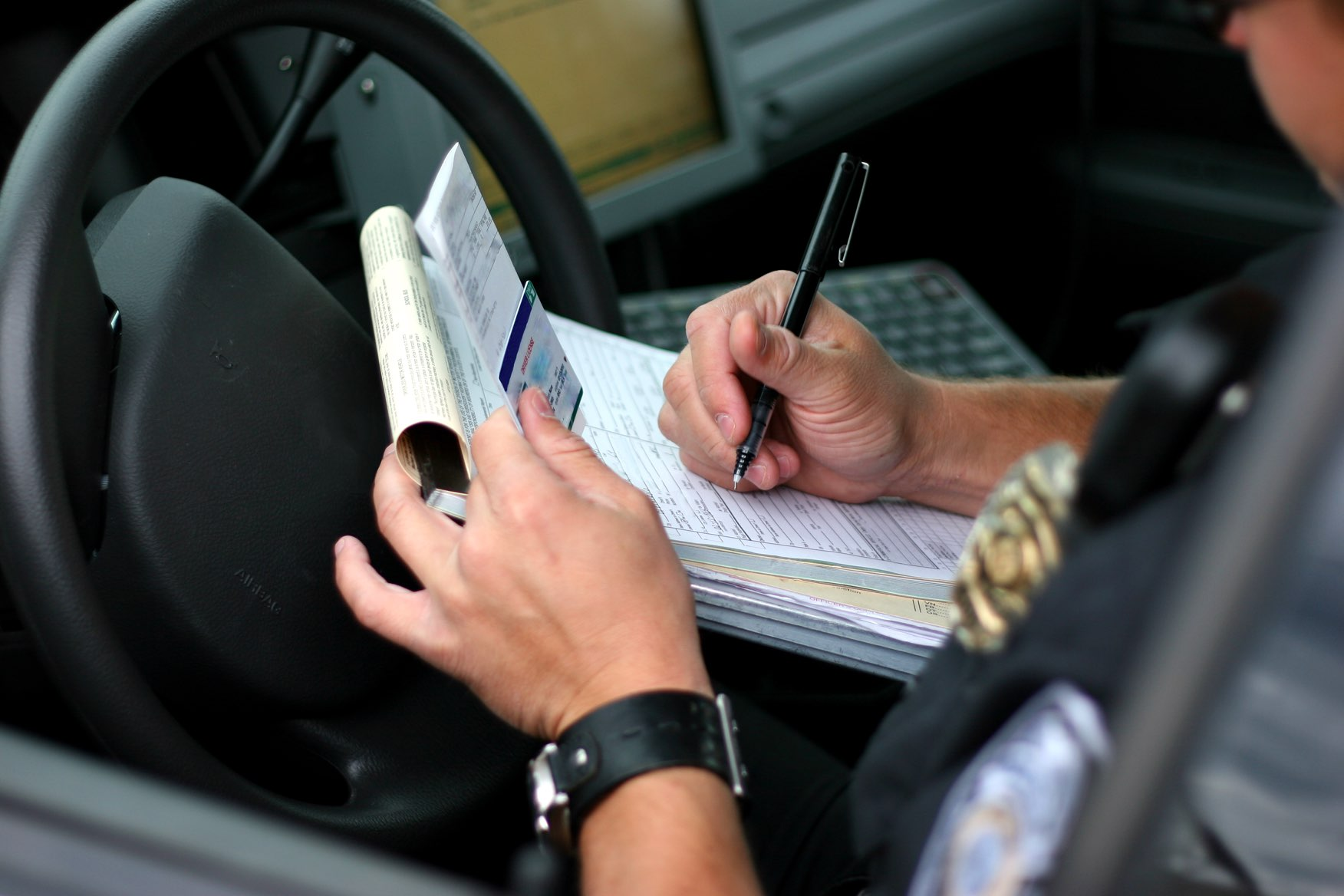 How Does a Traffic Ticket Impact an Auto Injury Case?