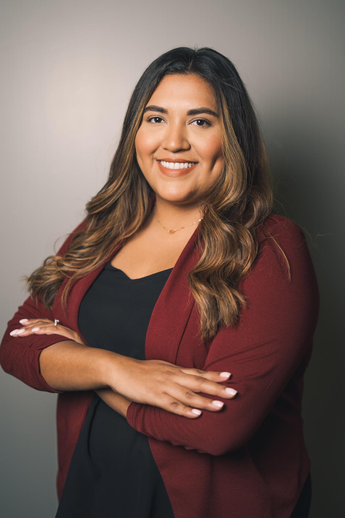 Iris Salazar Office Manager