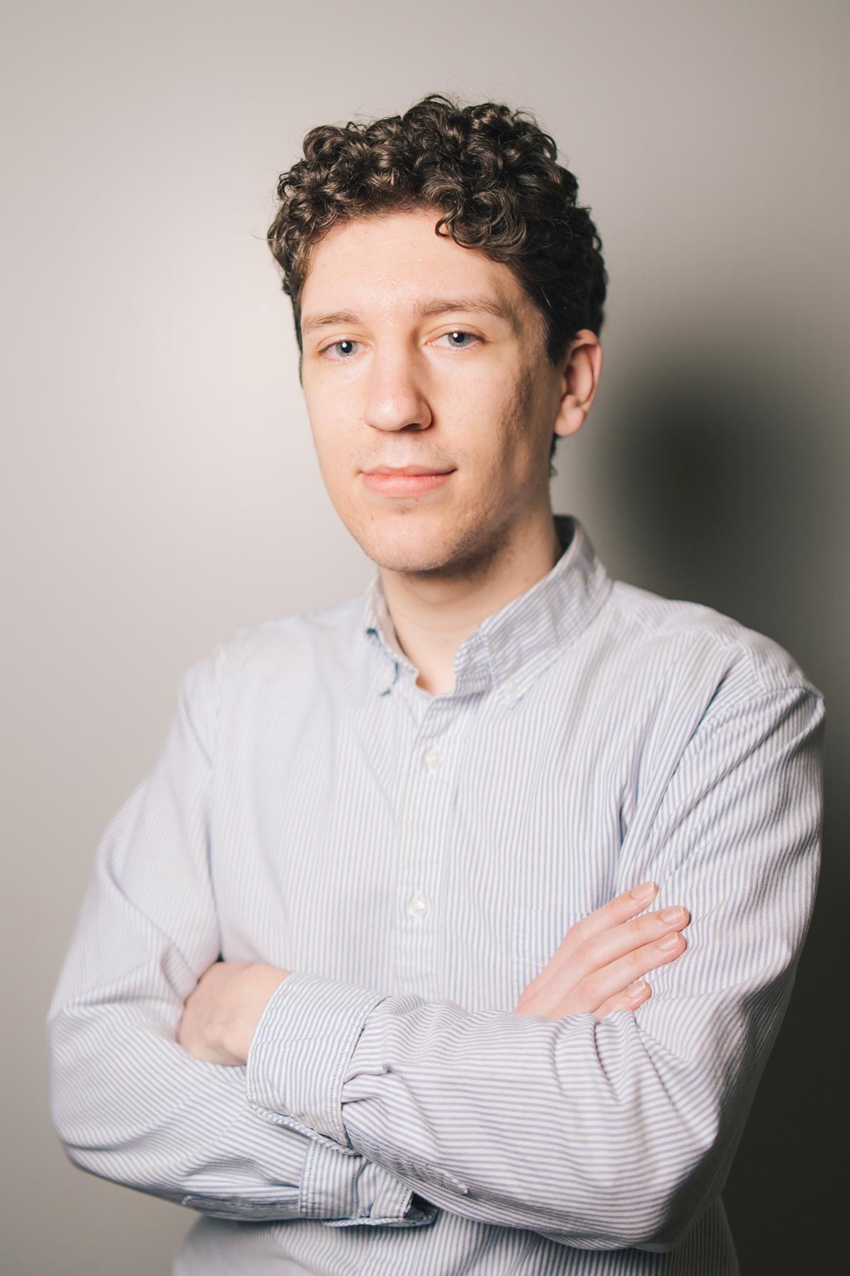 Jacob Cavazos Legal Assistant