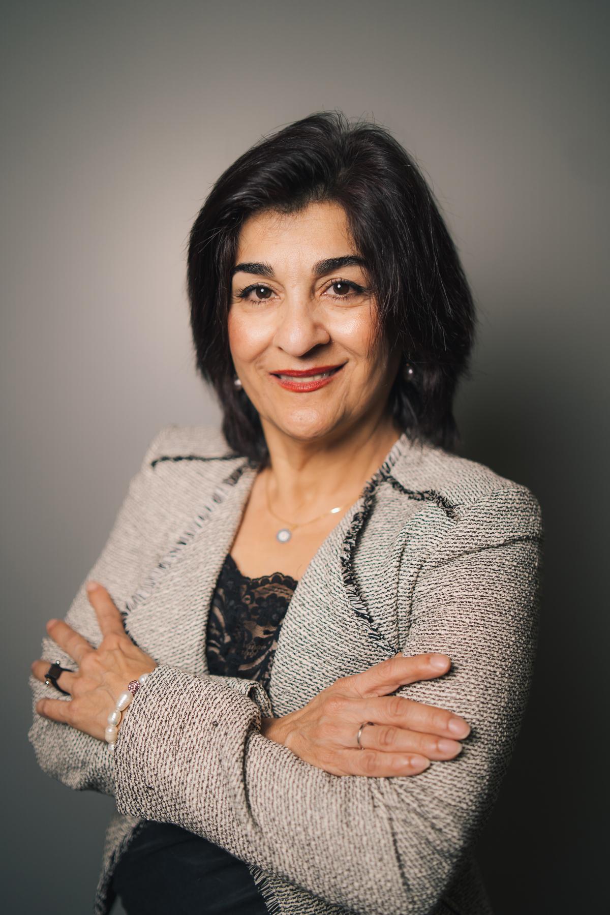 Marzieh Khorshidpanah Legal Assistant